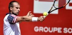 ATP Wroclaw: Eliminări în primul tur