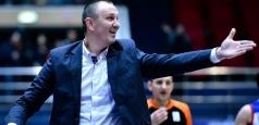 """Fometescu: """"Echipa a dovedit, de la meci la meci, că poate juca un baschet bun"""""""