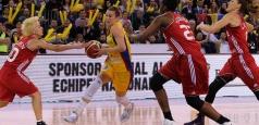 România a cedat în fața Turciei în preliminariile Eurobasket Women 2017
