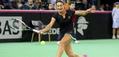 WTA Doha: Tot Monica și la dublu