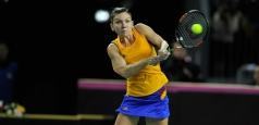 WTA Doha: Halep nu își găsește busola