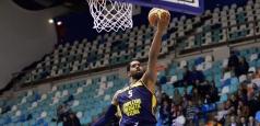 FIBA Europe Cup: Energia Târgu Jiu, învinsă în Ucraina