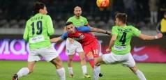 Liga 1: Steaua suferă la finalizare
