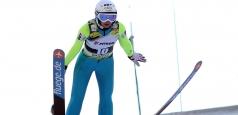 Sărituri cu schiurile: Dana Haralambie, aproape de un rezultat istoric