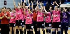 Cupa EHF: Corona Brașov s-a calificat în semifinale