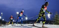 Biatlonistele au încheiat Campionatele Europene