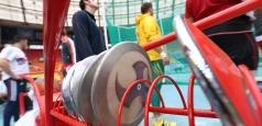 372 de atleți la Cupa Europei de aruncări lungi de la Arad