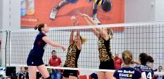 Senzațională victorie pentru CSM București, în semifinalele Cupei CEV