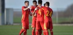 Under-19: România a câștigat cele două amicale contra Finlandei