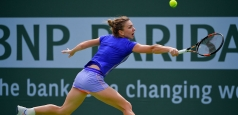 WTA Indian Wells: Halep avansează în optimi
