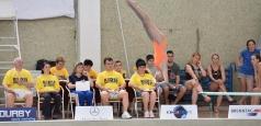 Au început Campionatele Naționale de sărituri în apă