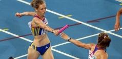 Bronz mondial pentru ștafeta feminină de 4x400 m