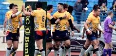 România rămâne pe locul 16 în clasamentul World Rugby