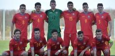 Under 19: A fost anunţat lotul României pentru Turul de Elită