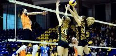 DA1F: CSM București, victorie importantă la Târgoviște