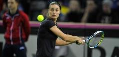WTA Miami: Niculescu continuă pe ambele fronturi