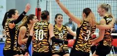 CSM București a făcut un pas important spre Cupa Challenge