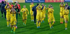 Fotbal feminin: S-a stabilit lotul pentru meciul cu Franța