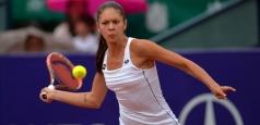 WTA Katowice: Înfrângeri pe linie