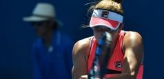WTA Charleston: Begu, o nouă calificare în decisiv