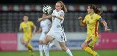 Fotbal feminin: România - Franța 0-1, în preliminariile Euro 2017