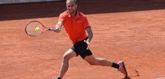ATP: Înfrângeri pentru Copil și Ungur