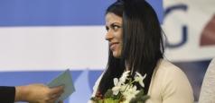 Irina Lepșa  a cucerit două medalii de argint la Campionatele Europene
