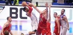 LNBM: Dinamo egalează, Oradea la o victorie de semifinală