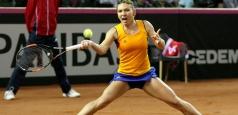WTA Stuttgart: Halep, învinsă fără drept de apel