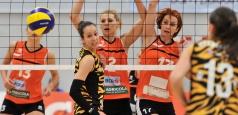 DA1F: Egalitate în finală, CSM București la o victorie de medaliile de bronz