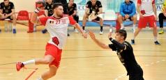 LNHM: Dinamo, victorie lejeră în primul meci al sferturilor