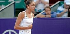 WTA Istanbul: Mitu primește cadou trofeul de dublu