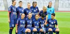 Fotbal feminin: Olimpia Cluj, pas spre titlul de campioană națională