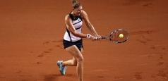 WTA Rabat: Fără succes la simplu