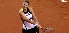 WTA Madrid: Begu elimină favorita 3 după un meci de poveste