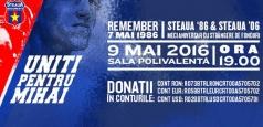 Biletele pentru meciul care le va aduce faţă în faţă pe Steaua 1986 şi Steaua 2006 au fost puse în vânzare