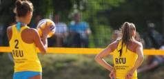 Volei pe plajă: România în sferturile de finală ale Campionatului Mondial U21