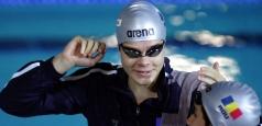 Campionatele Europene: Robert Glință, în semifinale la 50 metri spate