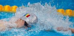 Marius Radu, în semifinalele probei de 100 metri liber la Europene
