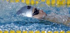 Robert Glință, calificat în semifinalele probei de 200 metri spate