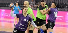 Cupa României: HCM Roman, după doi ani din nou în finală