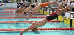 Start fulminant pentru Campionatele Internaționale de înot ale României