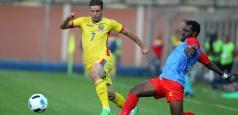 România - Congo 1-1, într-un meci amical