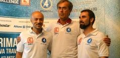 4 români vor traversa Atlanticul vâslind