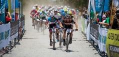 Cicliști români la etapa de Cupă Mondială din Franța