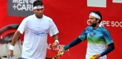 ATP Stuttgart: Semifinală pentru Mergea și Tecău
