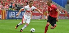Elveția - Albania 1-0, în Grupa A de la Euro 2016