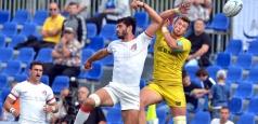 Naționala de rugby 7, în sferturile Campionatului European, grupa valorică A