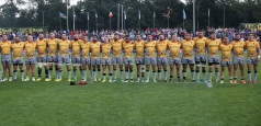 Primul XV al României pentru meciul cu Uruguay de la World Rugby Nations Cup