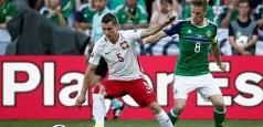 Euro 2016: Polonia - Irlanda de Nord 1-0